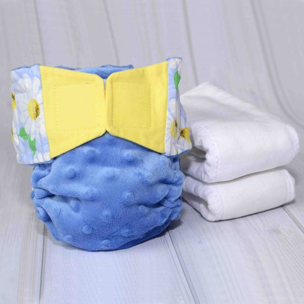 Daisy Cloth Diaper