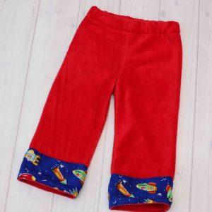 Rocket Ship Pants