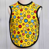Yellow Gears Bib