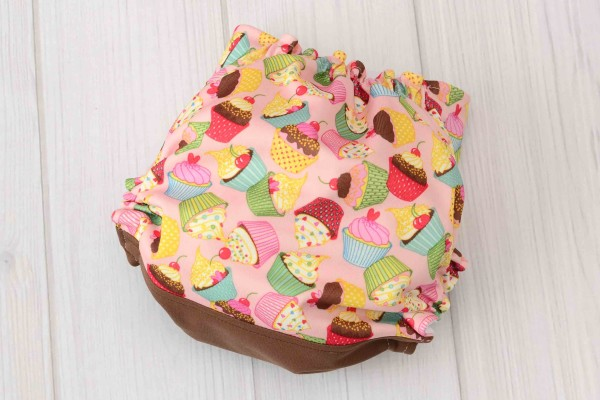 Cupcake Cloth Diaper Cover