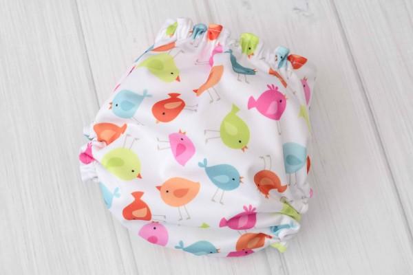 Birds Cloth Diaper Cover