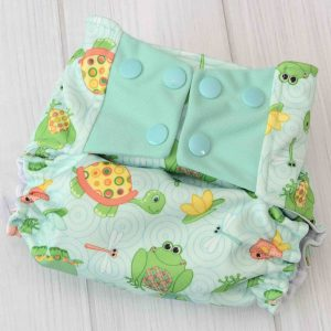 Pond Friends Diaper