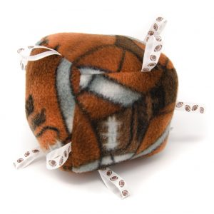 Football Rattle Block