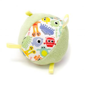 Monster Rattle Ball
