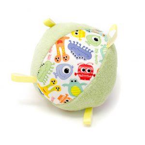 Monster Rattle Ball