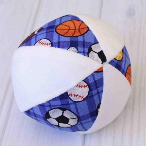 Sports Rattle Ball