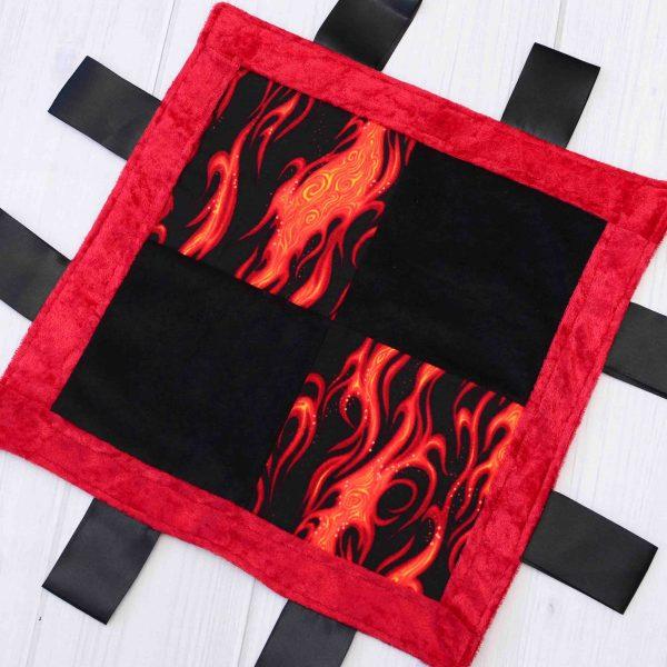 Flames Sensory Blanket