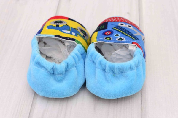 Trucks Baby Shoes