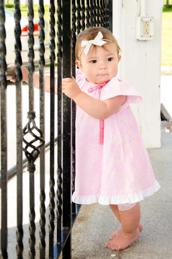 Afton - Pink Dress