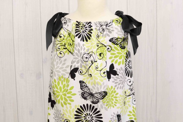 Green Butterfly Dress