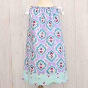 Purple Pillowcase Dress