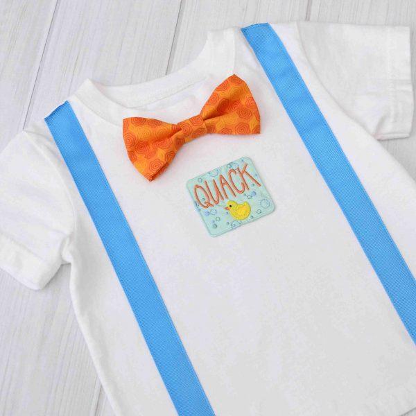 Quack Suspender Shirt