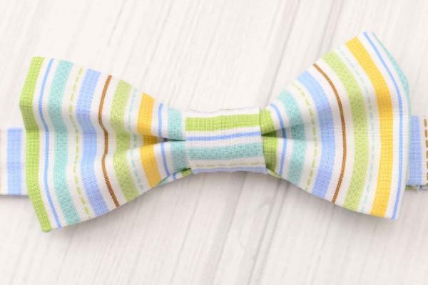 Stripes Bow Tie