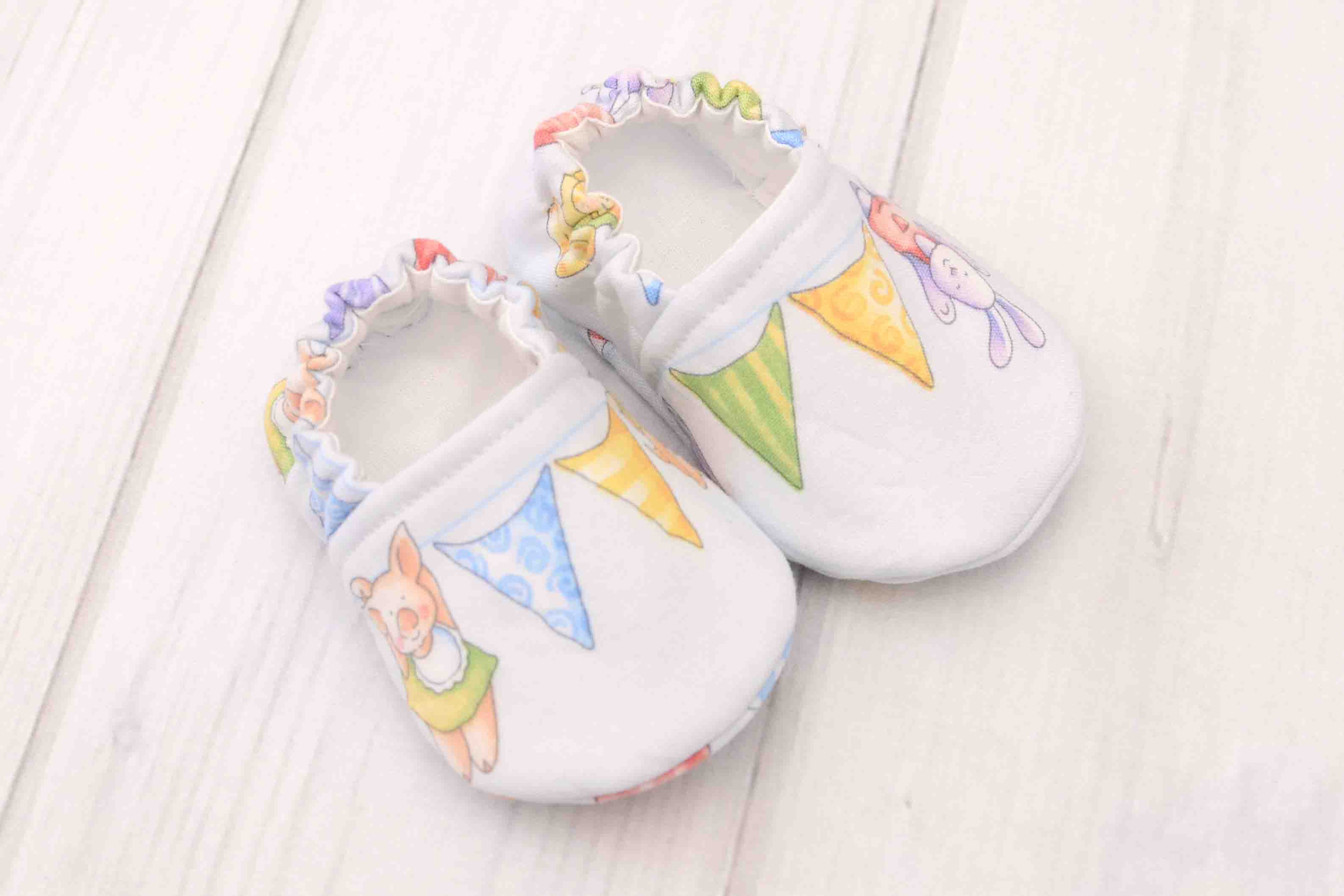 Bunting Baby Shoes – Labor of Love Baby