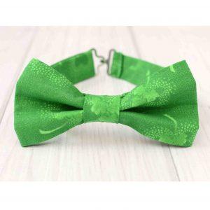 Shamrock Bow Tie