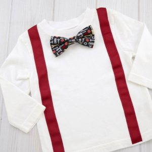 Tools Bow Tie Shirt