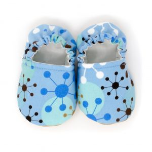 Blue Jacks Baby Shoes