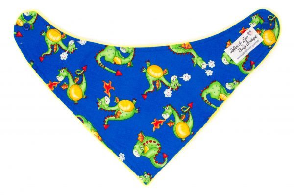 Dragon Bandana Bib