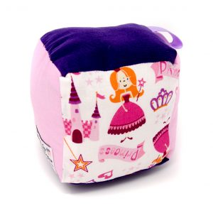 Princess Rattle Block