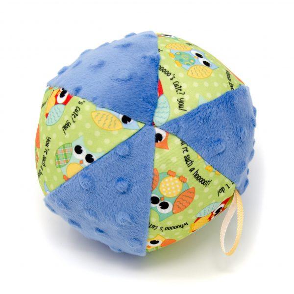 Owls Rattle Ball