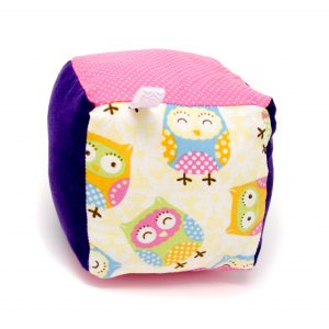 Owls Rattle Block