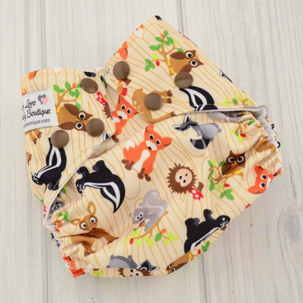 Forest OS Diaper