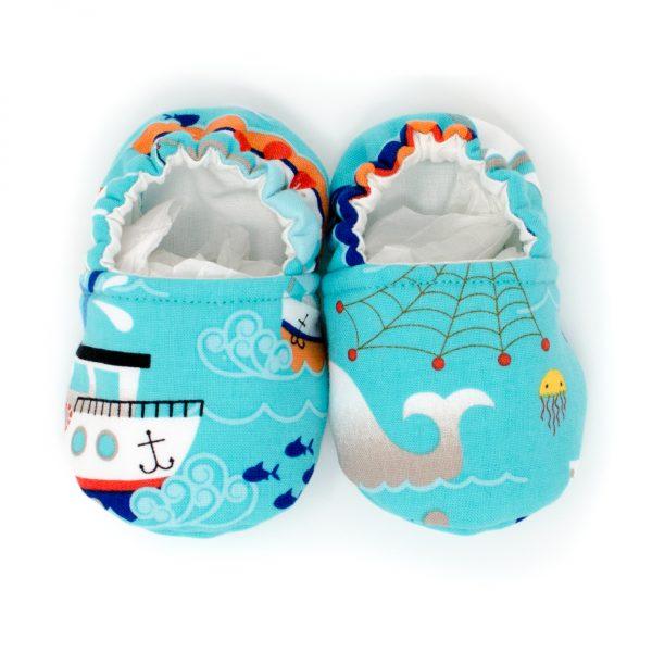 Fishing Boats Shoes