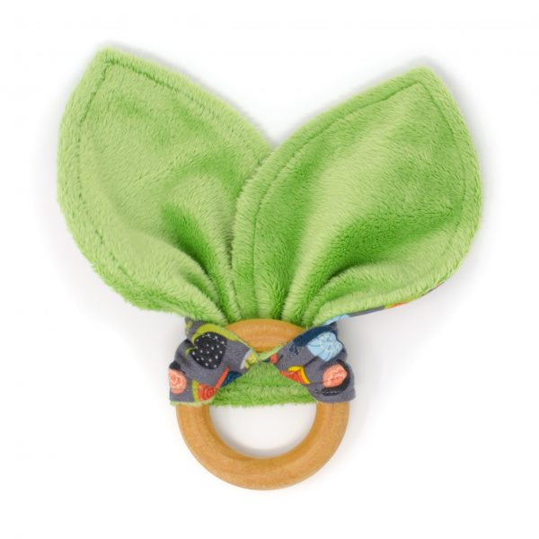 Snails Teething Ring