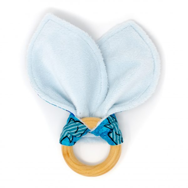 Sharks Teething Ring