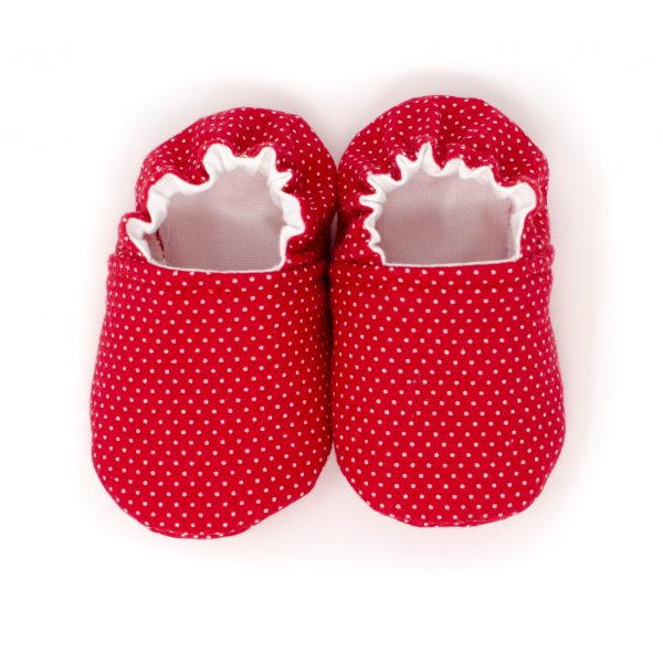 Red Dots Shoes